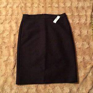 NWT, J Crew Pencil Skirt